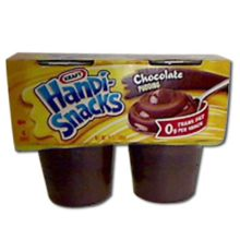 Handi Snacks Pudding