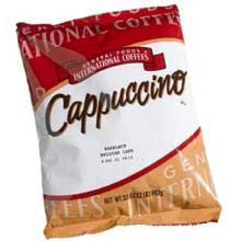 General Foods International Cappuccino Mix