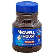 Maxwell House Instant Coffee - 8 oz. jar