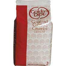 Golden Dipt Natural Texture Gourmet Coating Crumb
