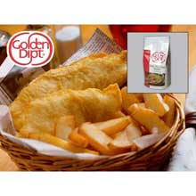 Golden Dipt English Style Fishn Chip