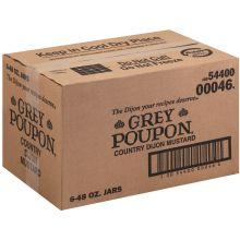 Nabisco Grey Poupon Country Dijon Mustard