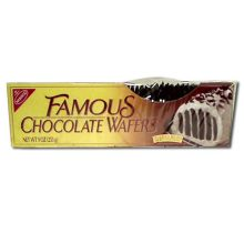 Famous Chocolate Wafers Cookies
