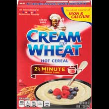 Krafts Cream of Wheat Hot Wheat Cereal - Quick 28 Ounce