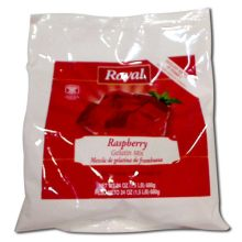 Royal Assorted Red Gelatin 24 Ounce each