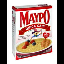 Homestate Farms Maypo Quick Oat Cereal 42 Ounce