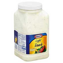 Dressing Light Done Right Ranch Gallon