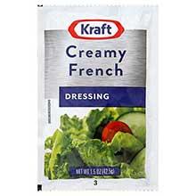 Dressing Creamy French