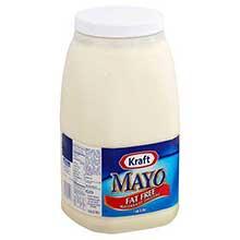 Mayonnaise Kraft Free Mayonnaise