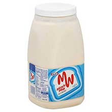 Light Miracle Whip Dressing 1 Gallon