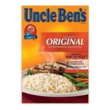 Mars Uncle Bens Original Converted Brand Rice 2 Pound