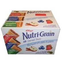 Nutri-Grain Cereal Bar Variety Pack - 1.3 oz. bar