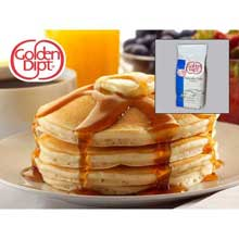 Golden Dipt Pancake Griddle Mix