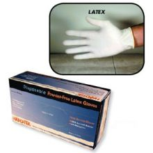 Disposable Powder Free Latex Glove Large 10 Case