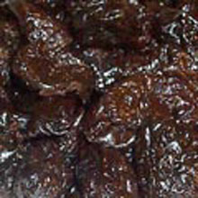Fruit Dried Pitted Prunes
