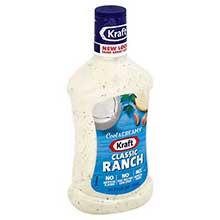 Kraft Ranch Dressing 24 Ounce