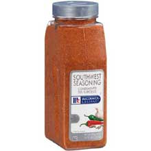 McCormick Southwest Seasoning - 18 oz. container