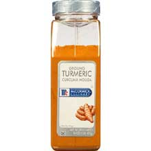 McCormick Tumeric - 1 lb. container