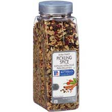 McCormick Extra Fancy Pickling Spice - 13 oz. container
