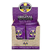 Oregon Chai Original Chai Tea Latte Mix - 1 oz.