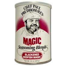 Chef Paul Prudhommes Blackened Redfish Magic Blend