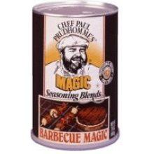 Chef Paul Prudhommes Barbecue Magic Seasoning