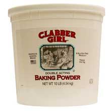 Baking Clabber Girl Powder 4 Case