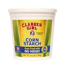 Clabber Girl Cornstarch