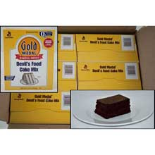 Gold Medal Devils Food Cake Mixes