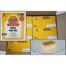 Gold Medal Yellow Cake Mixes