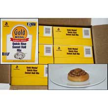 Gold Medal Quick Rise Sweet Roll Yeast Mix
