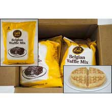 Gold Medal Waffle Mix