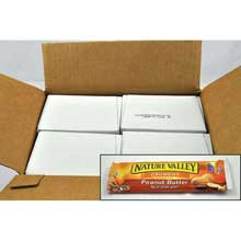 General Mills Peanut Butter Nature Valley Crunchy Granola Bar 1