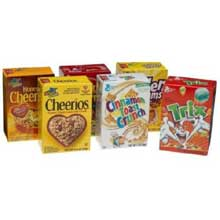 Assorted Favourites Cereal