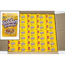 General Mills Golden Graham - Honey Cereal Single Pack 0.88 Ounce