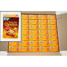 General Mills Honey Nut Cheerios Cereal Single Pack 0.81 Ounce