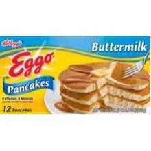 Kelloggs Eggo Mini Buttermilk Waffle