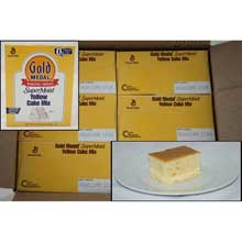 Supermoist Yellow Cake Mixes