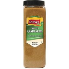 Durkee Ground Cardamom - 15 oz. container
