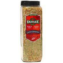 Durkee Garden Seasoning - 19 oz. container