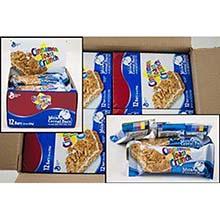 General Mills Milk N Cinnamon Toast Crunch Cereal Bar