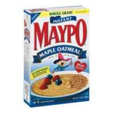 Homestate Farms Maypo Instant Maple Oatmeal Cereal 14 Ounce