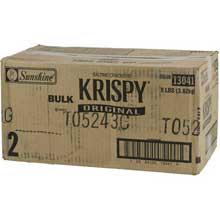 Cracker Keebler Krispy Saltine 12
