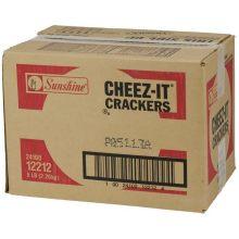 Cracker Keebler Sunshine Cheez-It