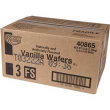Cookie Keebler Vanilla Wafer