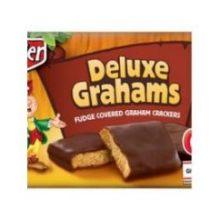 Kelloggs Keebler Deluxe Graham Cookies 12.5 Ounce