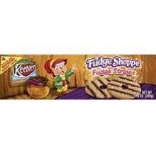 Kelloggs Keebler Fudge Shoppe Stripes Cookies 11.5 Ounce