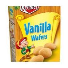 Kelloggs Keebler Vanilla Wafer Cookies 12 Ounce
