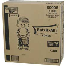 Cone Keebler Eat It All Cake 10D Dispenser