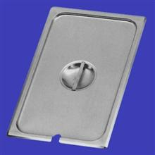 Cover 1/3 SIZE PAN COVER SLOTTED Stainless Steel